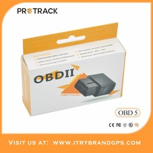 PROTRACK Mini plug&play OBD2 GPS Tracker Vehicle/ Car/ Motorcycle/ Bicycle Cheap GPS Tracker
