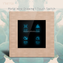 smart touch glass panel wall <strong>switch</strong>