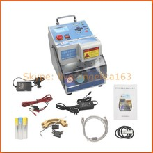 Portable car key programmer auto used car key cutting machine