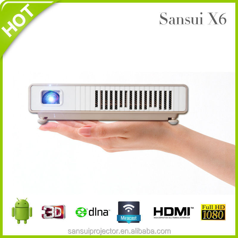 Professional Home cinema Full HD 1080p DLP 1500 ansi lumens 3D short throw projector