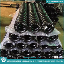Hitachi Excavator Spare Parts Recoil Spring For EX120 Tension Cylinder