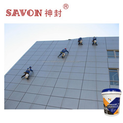 Acrylic Transparent Waterproof Coating with aluminium composite panel waterproof paint