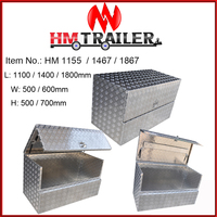 Camper trailer Toolbox
