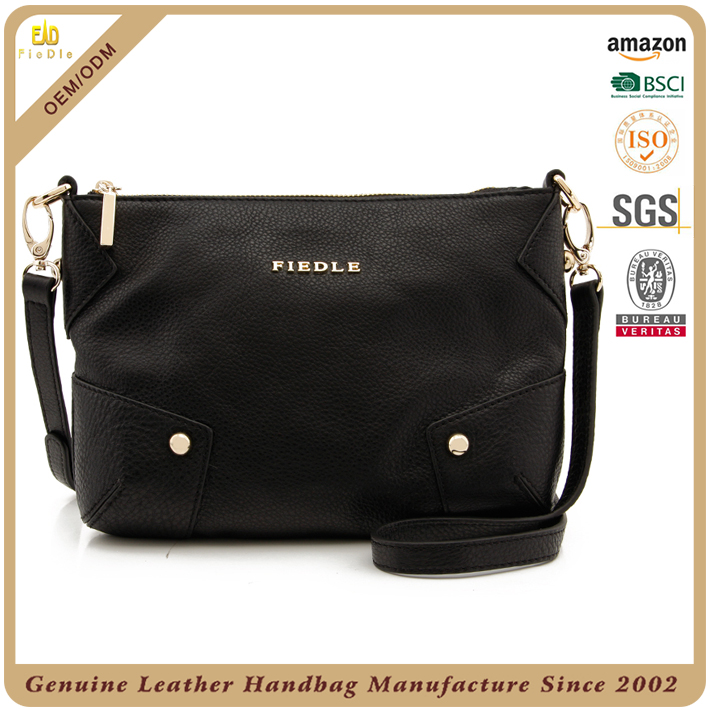 Top sell Leather bag and purse women famous brands women's handbag wholesale bag