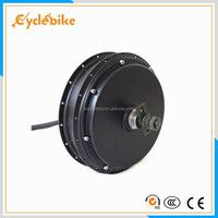 72V 3kw brushless geareless electric motorcycle hub motor