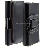 "Universal Leather Waist Belt Pouch Case Cover for Case For iphone 6 4.7""/For iphone Plus/For iphone 5 5S 4 4S 3.5-6.0 inch"