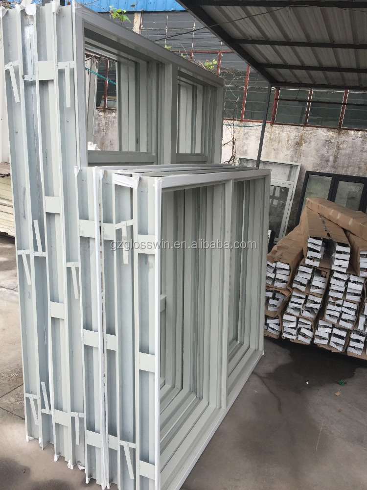 commercial use fire proof steel windows made in guangzhou