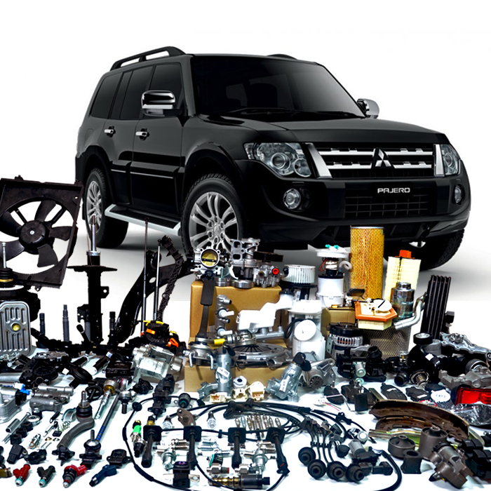 FOR MITSUBISHI PAJERO SPARE PARTS