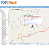 Topshine GPS GPRS01 tracking software platform with open source code and API