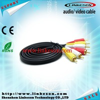 DVD player 3 RCA to 3 RCA audio video cable