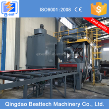 Auto Industry Industry Used and CE Certification Vertical H beam shot blasting machine