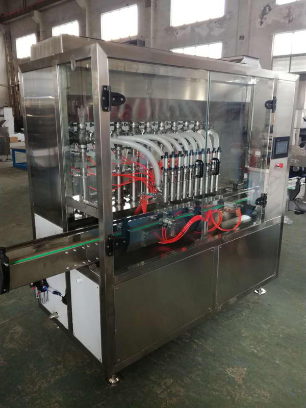 Quality Syrup Filling Machine Odm