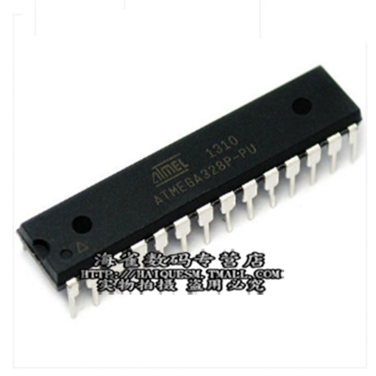 ATMEGA328P-PU single-chip IC DIP DIP28--HQSM IC Electronic Component