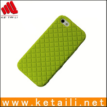 Silicone phone case for iphone 5 5S Silicone phone case factory