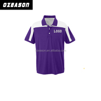 2016 China Wholesale OEM Sublimatied Mens New Design Polo Shirt