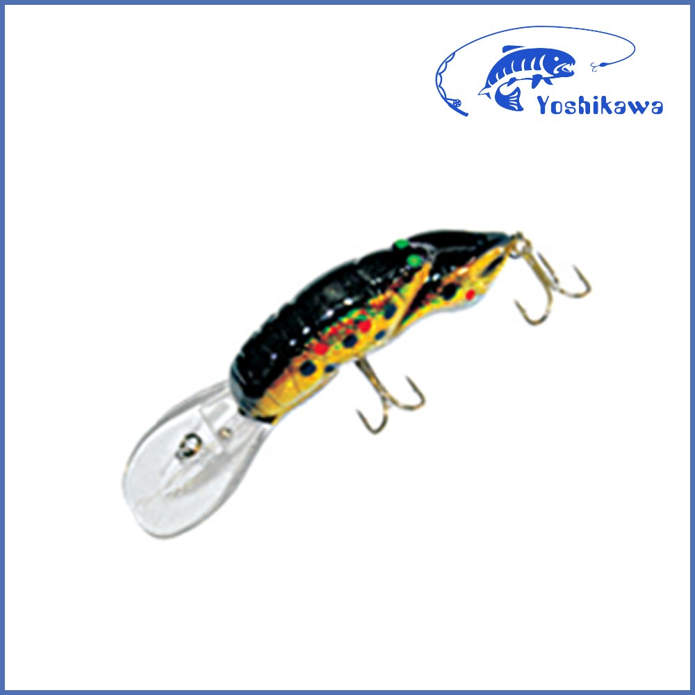 Yoshikawa jiangsu made wholesale plastic fishing hard for Wholesale fishing bait