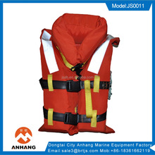 jiangsu manufacture life jacket vest with low price