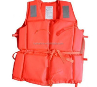Orange Marine Security Offshore Working Life Vest/Life jacket