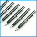 Metal new style twist with logo imprinted thin pocket size mini pen