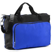 Fancy functional business laptop duffle travel bag