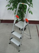 Aluminum Scaffolding Domestic Platform Step ladder