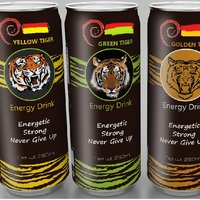 GOLDEN TIGER ENERGY DRINK