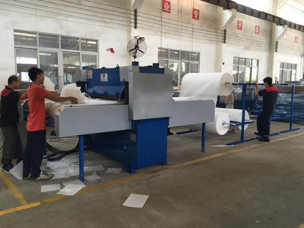 high speed plastic film slitting machine