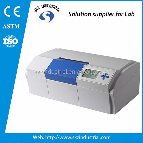 Laboratory automatic polarimeter Optical rotation Brix optical testing