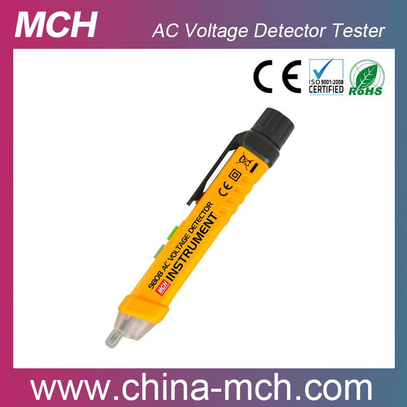MCH-9808C Non-Contact AC Voltage Detector Tester