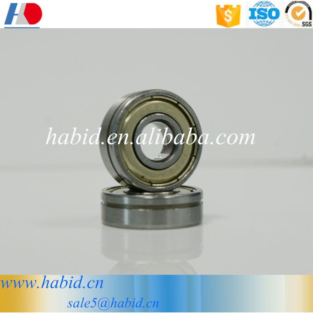China Supplier deep groove 608 ball bearing 608zz Bearing 8*22*7mm