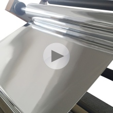 Thermal Laminating Plastic Film Coated Aluminium Sheet