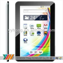 Allwinner A10 Android 4.0 tablet cheapest 10 inch tablet
