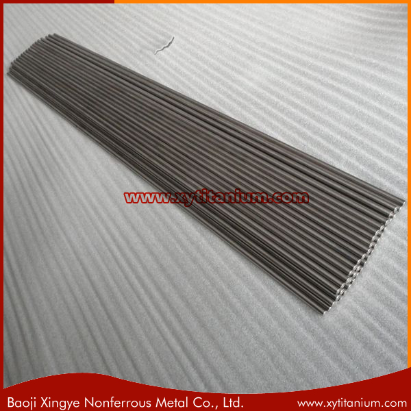 High Hardness Unalloy Grade 4 Titanium Bar with excellent corrosion resistance