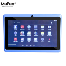flash player,3D E-book, 3D Games,Wifi, BT, Flashlight, 2500mah, ATM7031a quad core andorid tablet / MaPan with 8gb rom