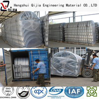 galvanized steel oil and gas pipe steel tunnel liner plates manufacture large diameter corrugated metal culvert pipe