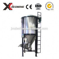 Automatic Horizontal Plastic Pellets Mixer