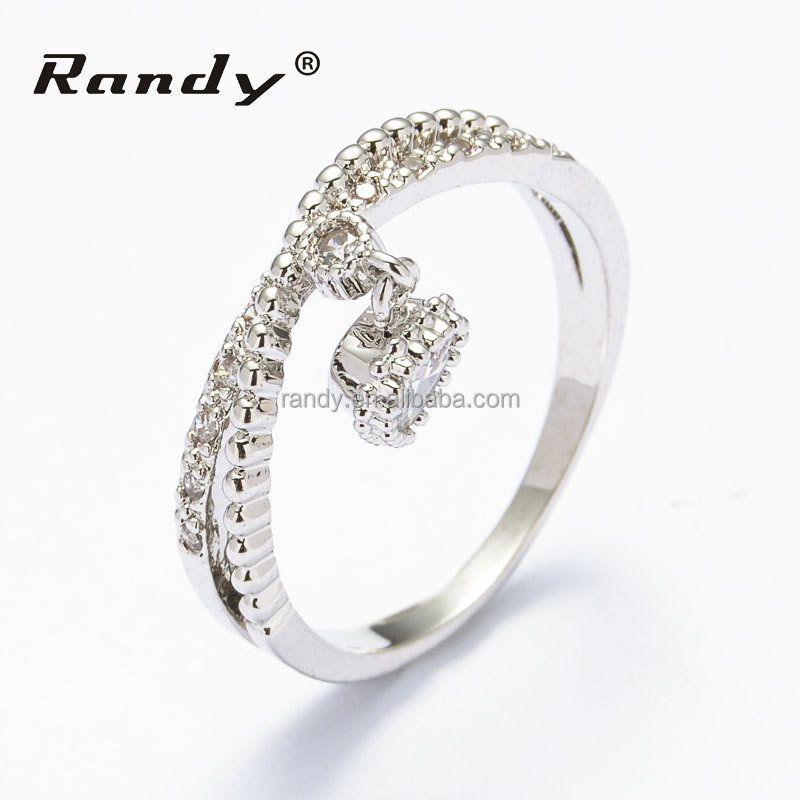 factory wholesale criss cross rings with buy