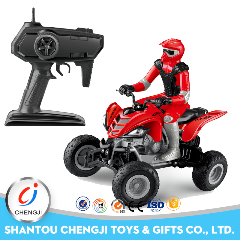 Hot product plastic cheap latest model boy toy electric rc beach motorbike