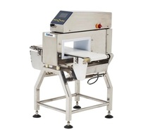MDC-Symmetric D Food metal detection machine With Pneumatic retracting band rejecter