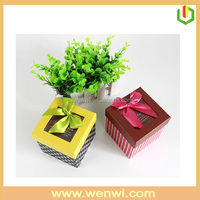 Holiday hotsale luxury gift chocolate box packaging