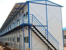 Cheap Pretty 2 Floor Prefabricated Construction Site Worker Camp House Price