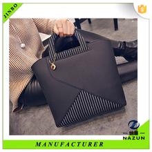OEM new arrival satchel leather walker tote bag in china