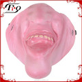 horror funny half face mask