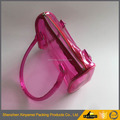 Lady's PVC jelly tote bag candy handbag
