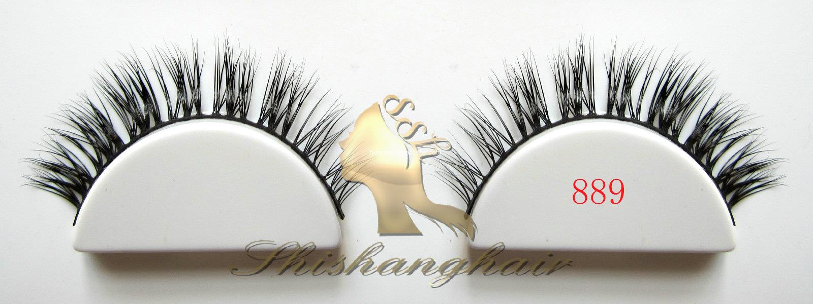 high quality hot sale eyelashes for head lights