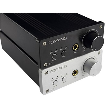 Newest Topping D3 Decoder USB+Optical+Coaxial+BNC DAC Decoder