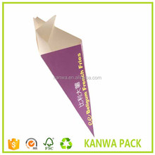 Design Superior Quality French Fries Box,French Fries Packaging,French Fries Paper Cone