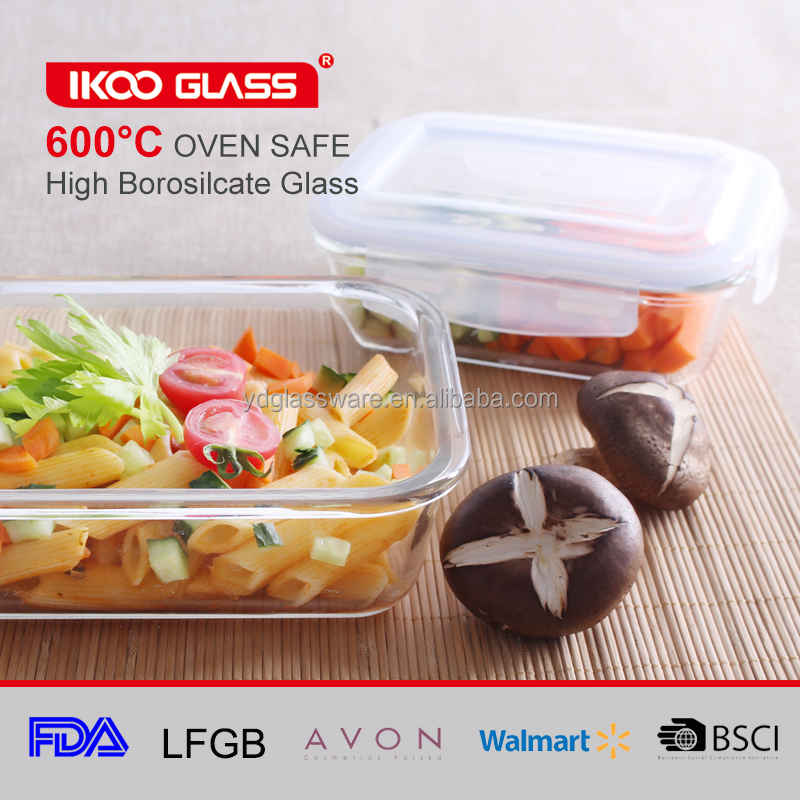 Airtight lock box / key lock food storage/lunch box container
