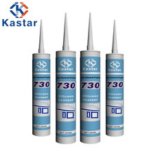 All-purpose acetoxy silicone sealant for construction decoration