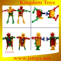 wind up robot toy chain dancing toy robot